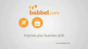 Babbel TV Spot - Thumbnail 8