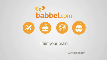 Babbel TV Spot - Thumbnail 9