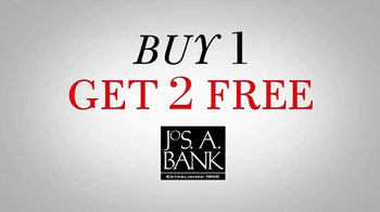 JoS. A. Bank TV Spot, 'Huge Selection BOGO' - Thumbnail 2
