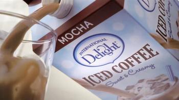 International Delight Iced Coffee TV Spot, 'Coffee House' - Thumbnail 4