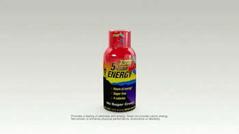 5 Hour Energy TV Spot, 'Combination of Coffee and Vitamins' - Thumbnail 4