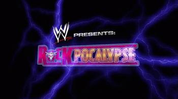 WWE Rockpocalypse TV Spot - Thumbnail 3