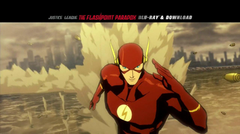 Justice League: The Flashpoint Paradox Blu-ray TV Spot - Thumbnail 1