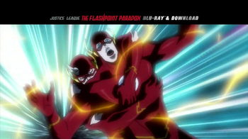 Justice League: The Flashpoint Paradox Blu-ray TV Spot - Thumbnail 9