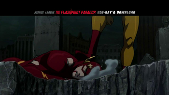 Justice League: The Flashpoint Paradox Blu-ray TV Spot - Thumbnail 5
