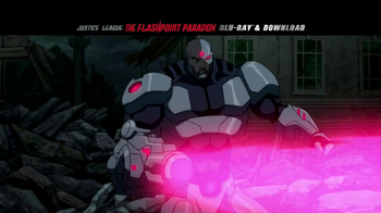 Justice League: The Flashpoint Paradox Blu-ray TV Spot - Thumbnail 6