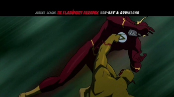 Justice League: The Flashpoint Paradox Blu-ray TV Spot - Thumbnail 7