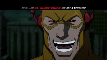 Justice League: The Flashpoint Paradox Blu-ray TV Spot - Thumbnail 8