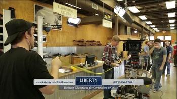 Liberty University TV Spot, 'Art Students' Featuring Kirk Cameron - Thumbnail 5