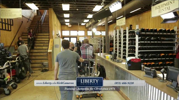 Liberty University TV Spot, 'Art Students' Featuring Kirk Cameron - 25 commercial airings