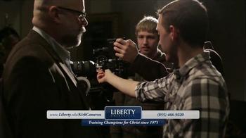 Liberty University TV Spot, 'Art Students' Featuring Kirk Cameron - Thumbnail 7