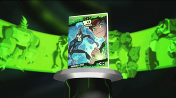 Ben 10 Omniverse: Heroes Rise Vol. 2 DVD TV Spot - Thumbnail 4