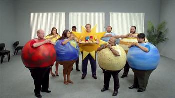 Jimmy Dean Croissant TV Spot, 'Solar System' - Thumbnail 8