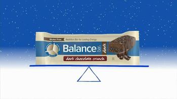 Balance Bar Dark TV Spot - Thumbnail 6