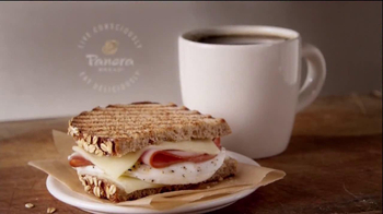 Panera Bread TV Spot, 'Breakfast Power Sandwich' - Thumbnail 8
