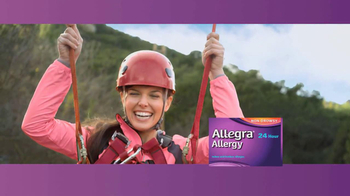 Allegra Allergy Non-Drowsy TV Spot 'Take Back Your Day'