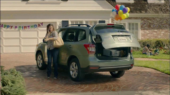 Subaru TV Spot, 'No Clothes' Song By Caroline Williams