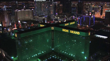 MGM Grand TV Spot, 'What's your Craving? We Have it All at the MGM Grand'