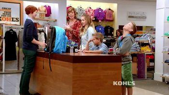 Kohl's TV Spot, 'What a Feeling'