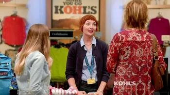 Kohl's TV Spot, 'What a Feeling' - Thumbnail 1