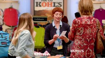 Kohl's TV Spot, 'What a Feeling' - Thumbnail 3