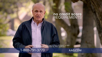 American Advisors Group TV Spot, 'Challenges' Featuring Fred Thompson - Thumbnail 6
