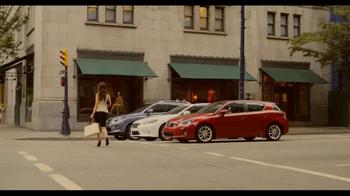 Lexus Golden Opportunities Sales Event TV Spot, 'Hybrids' - Thumbnail 4