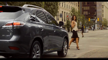 Lexus Golden Opportunities Sales Event TV Spot, 'Hybrids' - Thumbnail 5