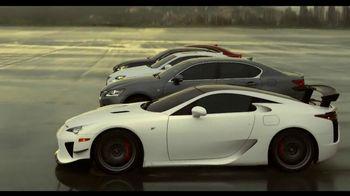 Lexus Performance Vehicles TV Spot 'Golden Opportunities Sales Event'  - 1820 commercial airings