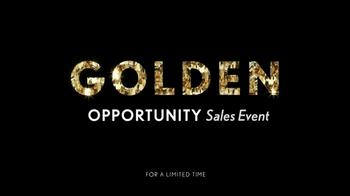 Lexus Performance Vehicles TV Spot 'Golden Opportunities Sales Event'  - Thumbnail 10
