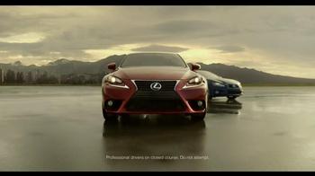 Lexus Performance Vehicles TV Spot 'Golden Opportunities Sales Event'  - Thumbnail 2