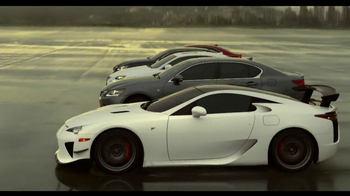 Lexus Performance Vehicles TV Spot 'Golden Opportunities Sales Event'   - 1820 commercial airings