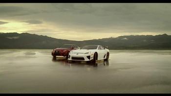 Lexus Performance Vehicles TV Spot 'Golden Opportunities Sales Event'  - Thumbnail 6