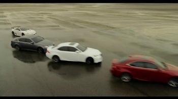 Lexus Performance Vehicles TV Spot 'Golden Opportunities Sales Event'  - Thumbnail 9