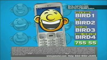 Jamster TV Spot, 'Bird Song Ringtone' - Thumbnail 10
