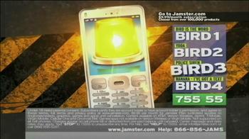 Jamster TV Spot, 'Bird Song Ringtone' - Thumbnail 7