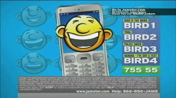 Jamster TV Spot, 'Bird Song Ringtone' - Thumbnail 8