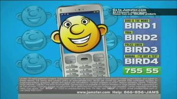 Jamster TV Spot, 'Bird Song Ringtone' - Thumbnail 9