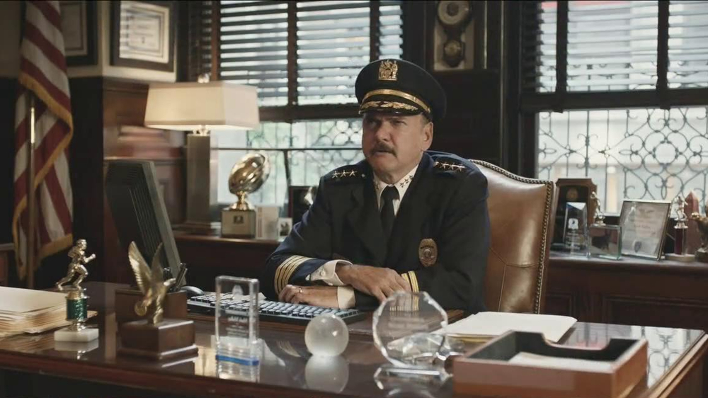 ESPN Fantasy Football TV Commercial 'Police Comissioner'