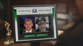 ESPN Fantasy Football TV Spot 'Police Comissioner' - Thumbnail 5