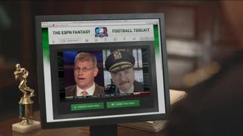 ESPN Fantasy Football TV Spot 'Police Comissioner' - Thumbnail 6