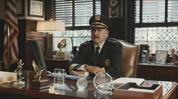 ESPN Fantasy Football TV Spot 'Police Comissioner'