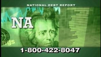 National Debt Report TV Spot 'Knee Deep' - Thumbnail 1