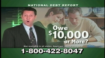 National Debt Report TV Spot 'Knee Deep' - Thumbnail 2