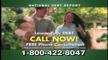 National Debt Report TV Spot 'Knee Deep' - Thumbnail 6
