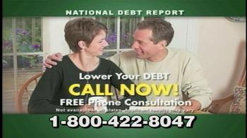 National Debt Report TV Spot 'Knee Deep' - Thumbnail 8