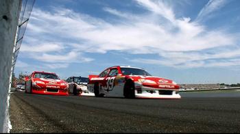 NASCAR TV Spot Ft Danica Patrick and Dale Earnhardt Jr. - Thumbnail 1