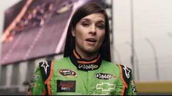 NASCAR TV Spot Ft Danica Patrick and Dale Earnhardt Jr. - Thumbnail 2