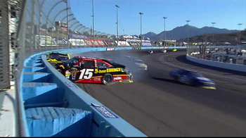 NASCAR TV Spot Ft Danica Patrick and Dale Earnhardt Jr. - Thumbnail 3