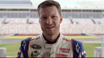 NASCAR TV Spot Ft Danica Patrick and Dale Earnhardt Jr. - Thumbnail 5